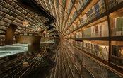 上海金山区图书馆桌椅尺寸