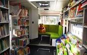 上海金山区图书馆4个人的书桌尺寸