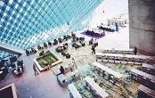 浦东新区新场镇图书馆阅览桌材质