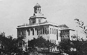 崇明区建设镇大学图书馆书架