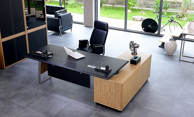 板式简约桌子-简约办公桌-办公桌简约现代