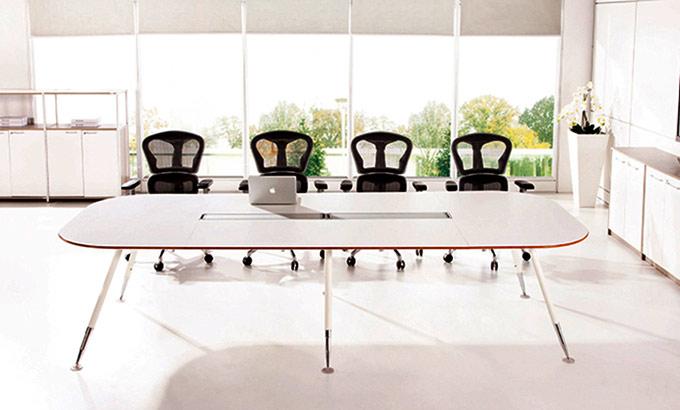 浙江溫州市自如標配桌子尺寸-品源辦公家具