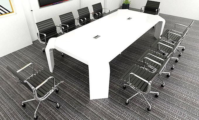 趣味空间会议桌-具有设计感的会议桌