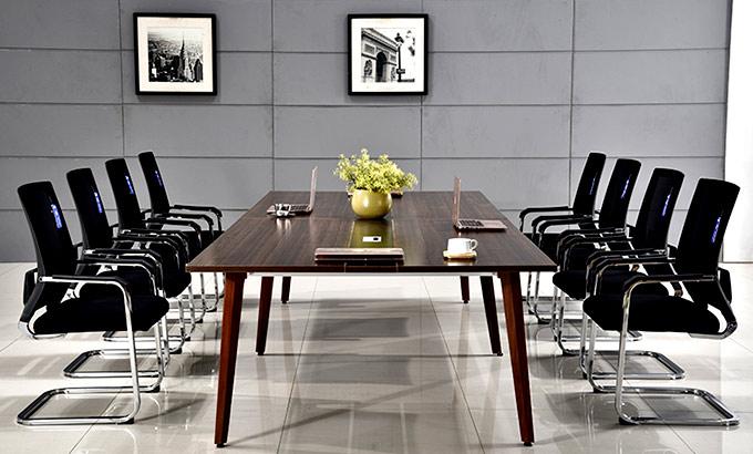 8人会议桌-8人会议桌厂家