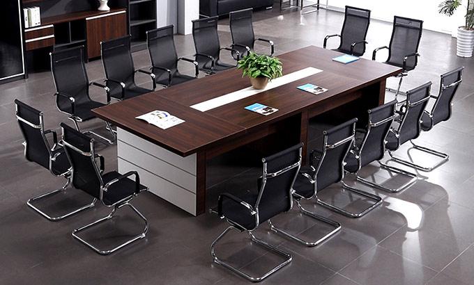 矩形會議桌-矩形會議桌廠家