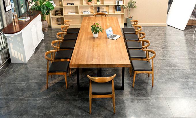 实木会议桌05