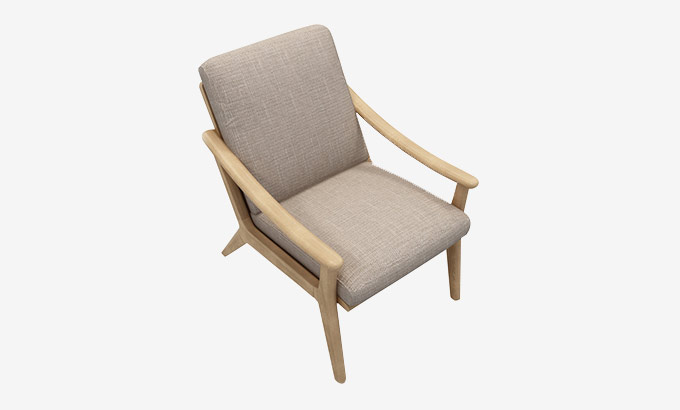 接待椅01