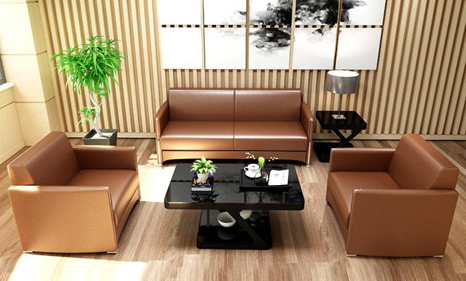 办公室时尚双人沙发-办公室时尚双人沙发样式
