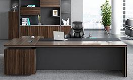 总经理办公桌板式办公班台