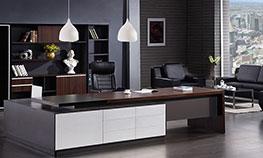 板式老板办公桌 时尚老板办公桌 l型老板办公桌