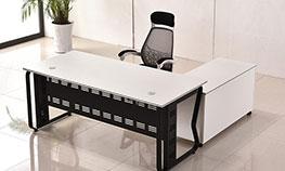 现代财务办公桌 白色财务办公桌 简约财务办公桌