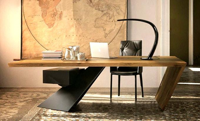 经理办工桌尺寸-经理办工桌子常规尺寸
