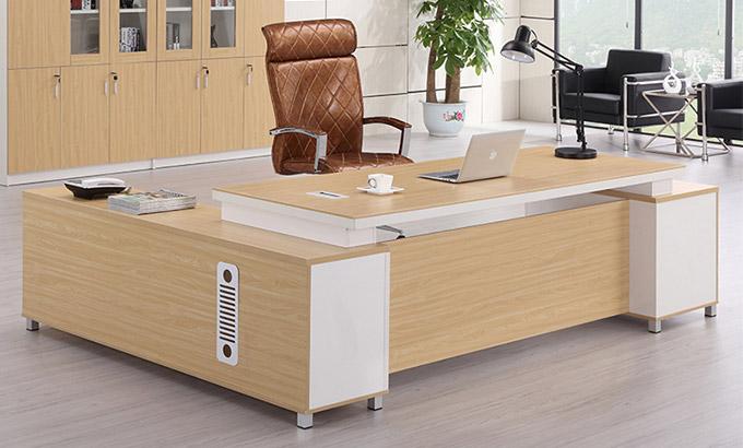 简易经理办公桌