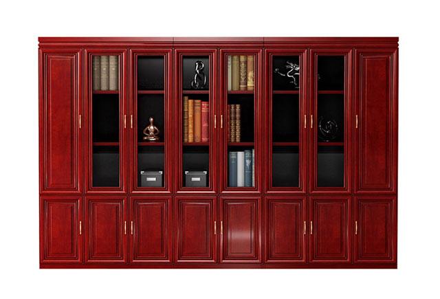 办公室书柜―办公室书柜定制―现代办公室书柜