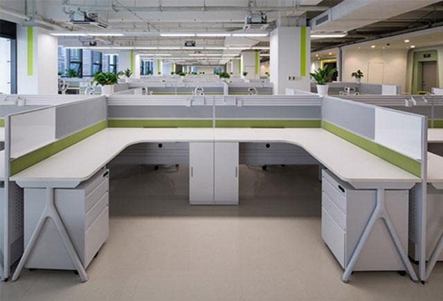 u形办公桌—U型办公桌-U型办公桌定制