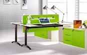 屏风隔断办公桌,屏风隔断办公桌厂家