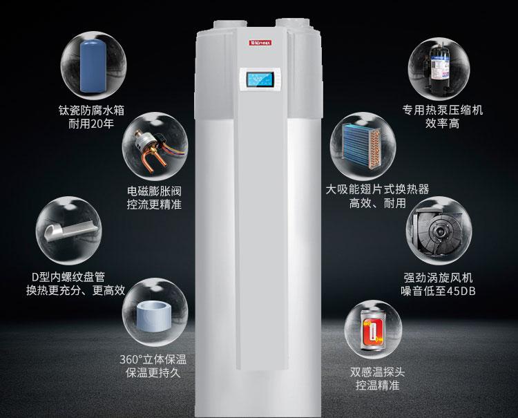 芬尼空气能热水器组件-上海品源装修建材网