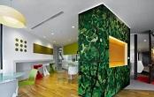 上海金山区五人办公室座位安排