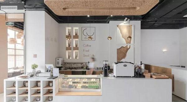 咖啡厅家具设计方案
