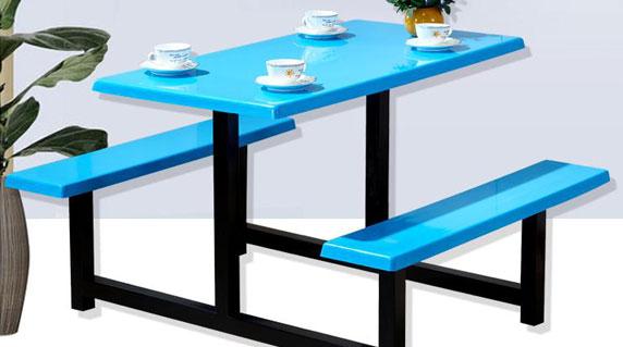 职工食堂餐厅桌椅