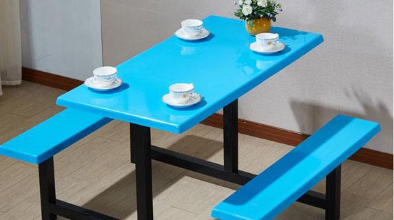 职工餐厅桌椅