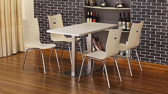 食堂餐桌设计