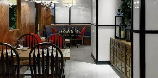 西餐厅家具定制