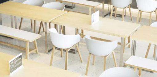 咖啡厅家具定制