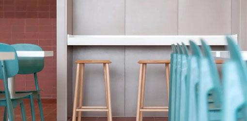 快餐厅家具定制