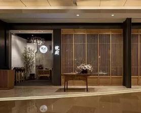 中餐厅家具定制案例-品源餐厅家具案例