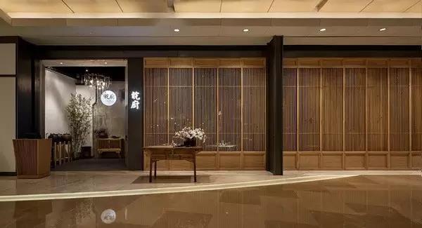 中餐厅家具定制