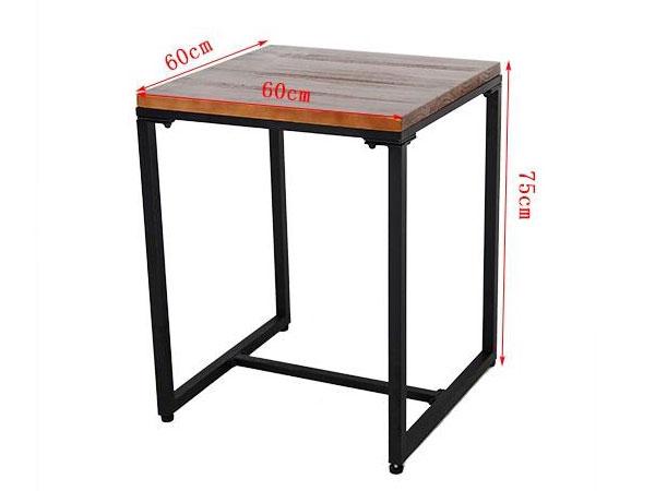 铁艺咖啡桌椅尺寸