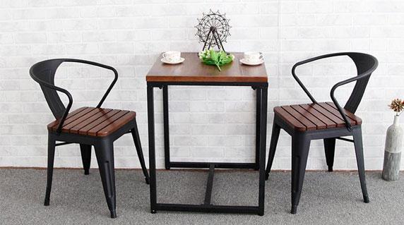 咖啡店桌子椅子