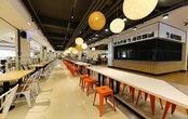 上海长宁区企业办公楼变更为职工食堂