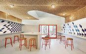 秀洲区快餐店桌椅设计