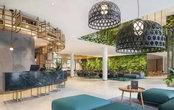 南湖区快餐店桌椅设计