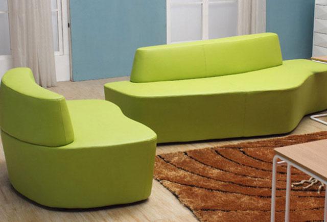 异形沙发-异形沙发定制-异形组合多人沙发