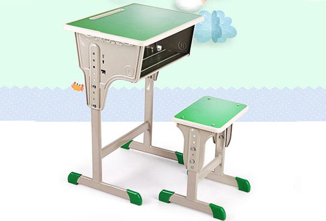 幼儿园单人课桌椅_幼儿园单人钢木课桌椅_幼儿园双人课桌椅-上海品源学校家具