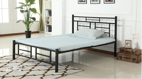 1.2米宿舍床设计