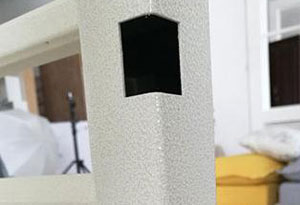 1.2米宿舍床卡片挂钩设计