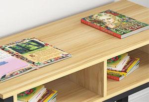 双人课桌椅板材