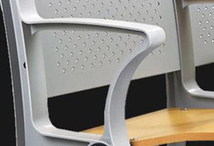 教室课桌椅扶手设计