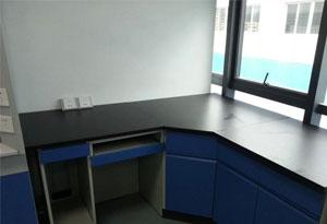 钢木实验台柜板材