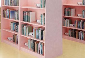 教室图书馆书架空间容量