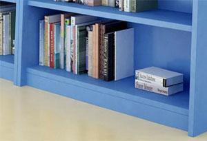 图书馆书架隔板