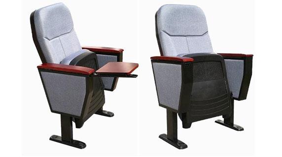 报告厅椅带小桌板