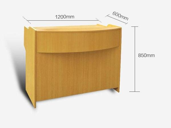学校老师讲台尺寸