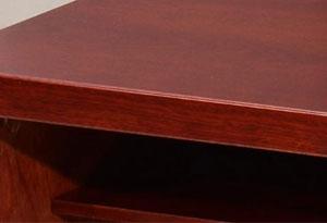 主席台实木贴皮