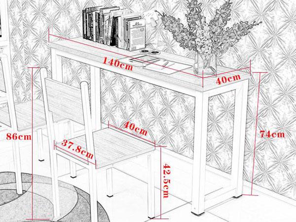 培训学校课桌椅尺寸