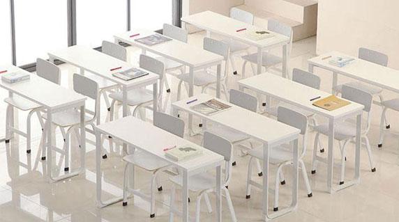培训学校课桌椅设计